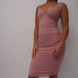 DevotedThreads Dresses - Empress Simple Midi Dress